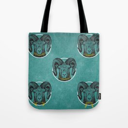 THE SHE GOATS & THEIR BEARDS Tote Bag