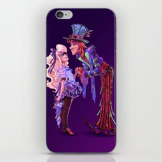 Mad For You iPhone & iPod Skin