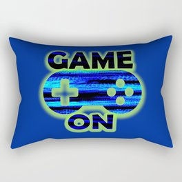 Game On Rectangular Pillow