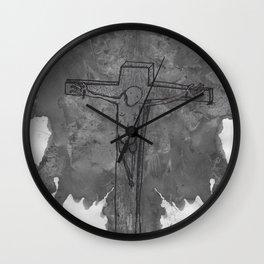 Jenna Christi Wall Clock