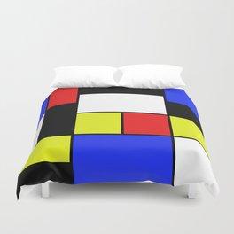 Mondrian #20 Duvet Cover