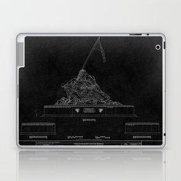 Marines Corps Memorial 2 Laptop & iPad Skin