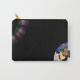 Earth Globe Space Carry-All Pouch
