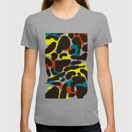 fancy camouflage T-shirt
