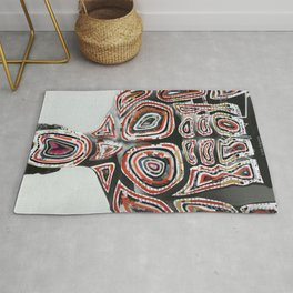 Space Suit Rug