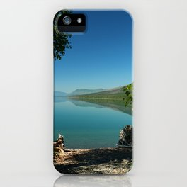 Moody Lake McDonald iPhone Case