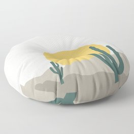Desert Dreamin' Floor Pillow