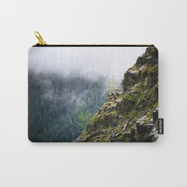 Rocky Cliff Face Carry-All Pouch