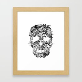 Death Nature Framed Art Print