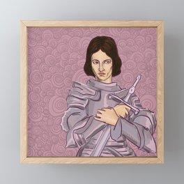 Jeanne Framed Mini Art Print