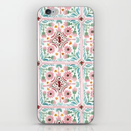 Moroccan Tile Pattern iPhone Skin