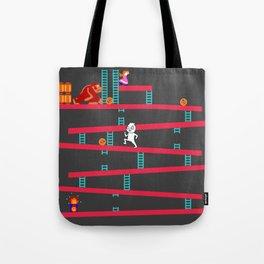 Donkey Kong Revamped Tote Bag