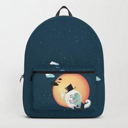 Monsieur Salut Backpack