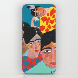 Moods iPhone Skin