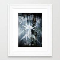 starfox Framed Art Prints featuring STARFOX! by John Medbury (LAZY J Studios)