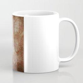 trad rose covered skull Coffee Mug