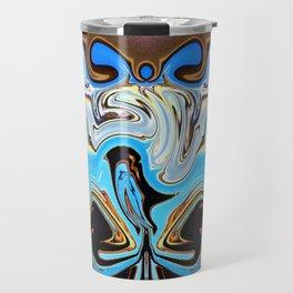 BLACK BIRD Travel Mug