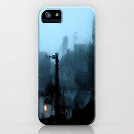 Strange Night: Ghost Light iPhone Case