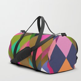 Poetry and Boxes Duffle Bag