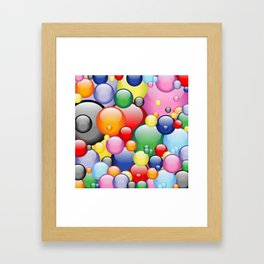 Spaceballs High In The Sky Framed Art Print