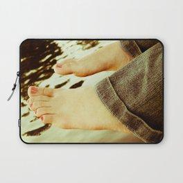 Feet Laptop Sleeve