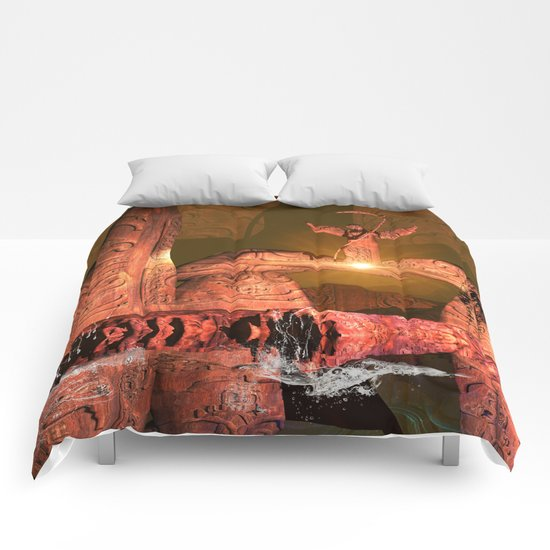 The angel of death Comforters