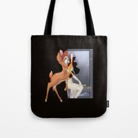 givenchy Tote Bags featuring GIVENCHY BAMBI (Inspired) by V.F.Store