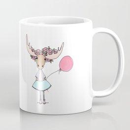 Mooselady Coffee Mug