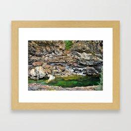 Kootenai Framed Art Print