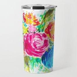 Emma's Garden Travel Mug