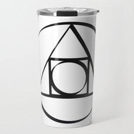 Philosopher's stone Travel Mug