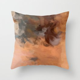 Minds On Trial Throw Pillow