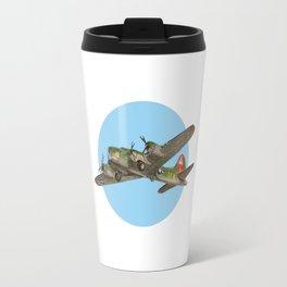 B-17 Flying Fortress Travel Mug