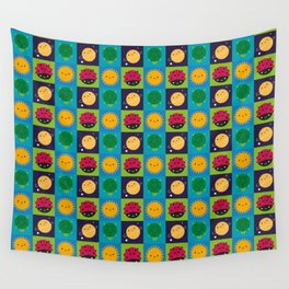 Happy Nature Wall Tapestry