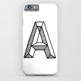 A iPhone Case