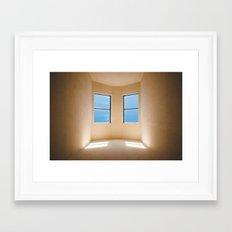 Pleasing Light Framed Art Print