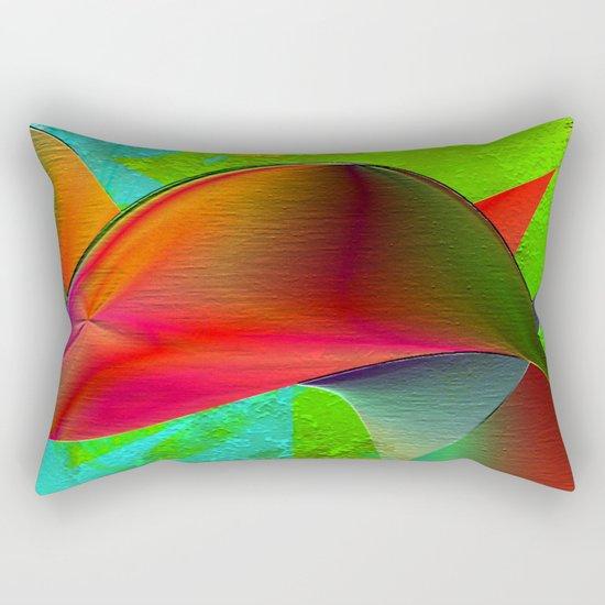 """ Chaph ""  Rectangular Pillow"