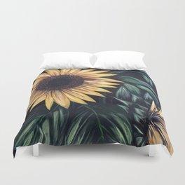 Sunflower Life Duvet Cover