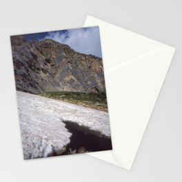 Mount Edith Cavell Slope Stationery Cards