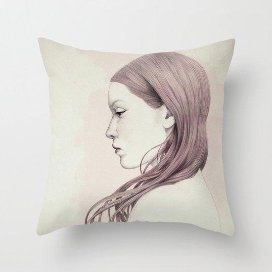 222 Throw Pillow