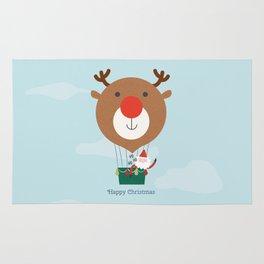 Air Rudolph Rug