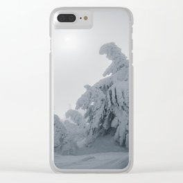 Creatures of oblivion Clear iPhone Case