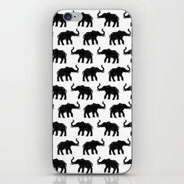 Elephants on Parade iPhone Skin