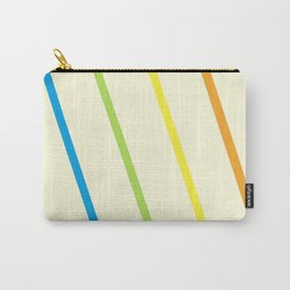 Finding the Rainbow Carry-All Pouch