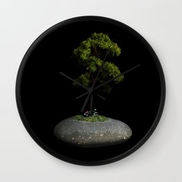 The Second Sanctuary Wall Clock
