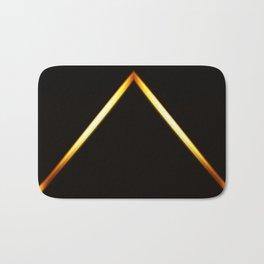 Pyramid of Light Bath Mat