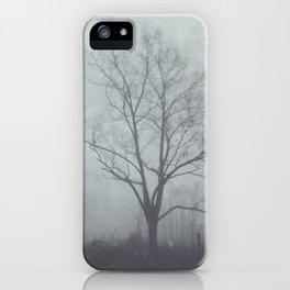 The Fog  iPhone Case