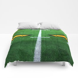 Rugby playing field Comforters