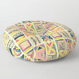 Block Party Floor Pillow