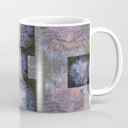 """Flower Pattern"" Coffee Mug"